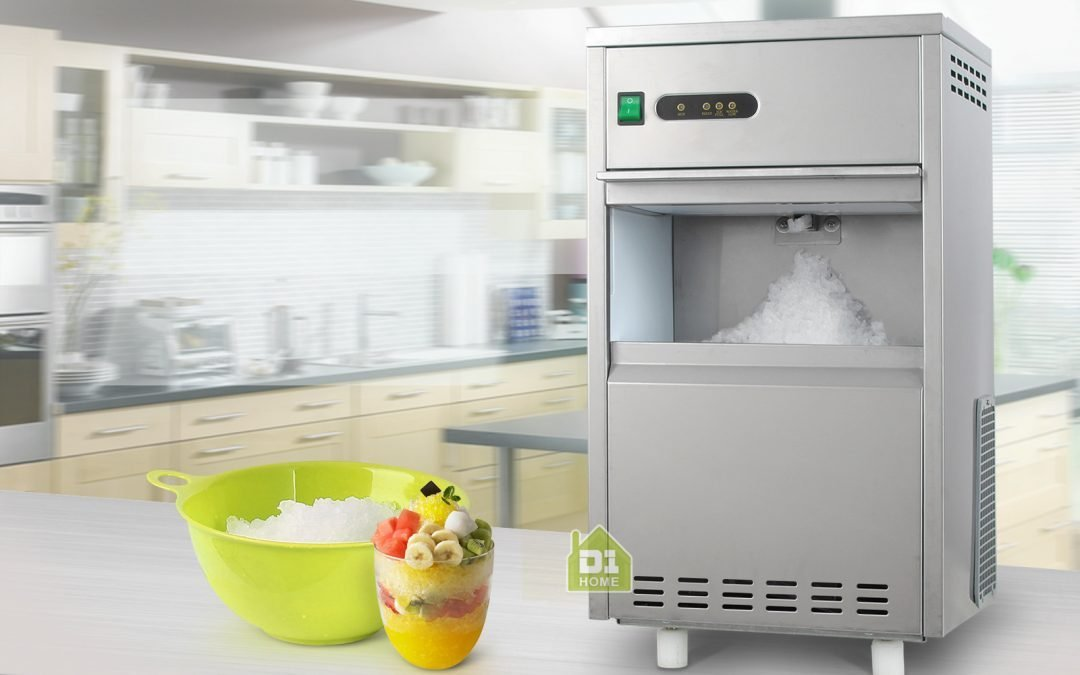 How to Clean an Ice Machine
