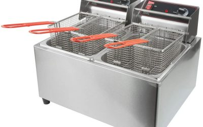 How to Clean a Commercial Deep Fryer